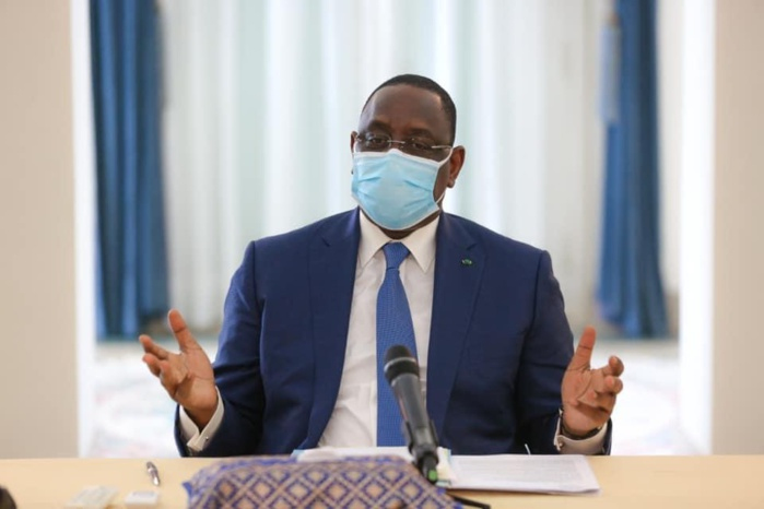 Inondations au Sénégal : Le président Macky Sall parle ce soir.