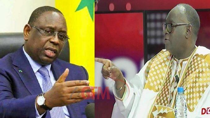 Me Elhadji Diouf: « Seuls les traîtres parlent d'un troisième mandat »