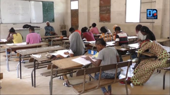 Baccalauréat 2020 à Thiadiaye : 15 élèves déclarés admissibles au second tour ont reçu des sms les informant de leur ajournement.