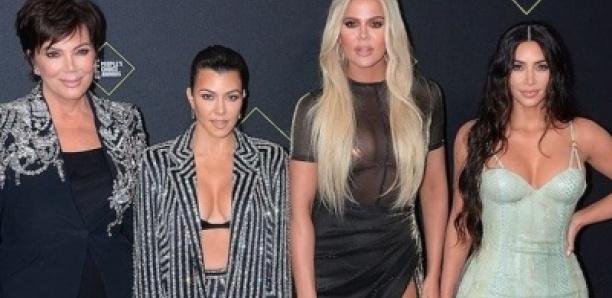 Kim Kardashian annonce la fin de « L'incroyable Famille Kardashian » après 20 saisons et 14 ans d'antenne