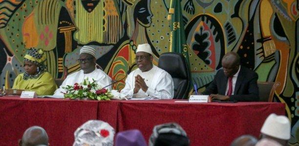 Dialogue politique : 23 accords, 2 désaccords et 5 points en suspens