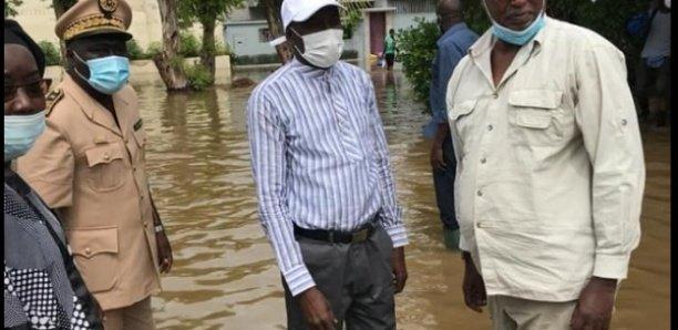 """Inondations: """"Des solutions seront trouvées très rapidement"""" à Thiés (Ministre)"""