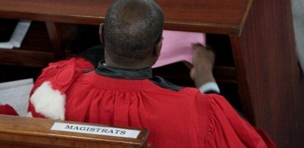 Du Nouveau sur l'affaire de corruption dans la magistrature