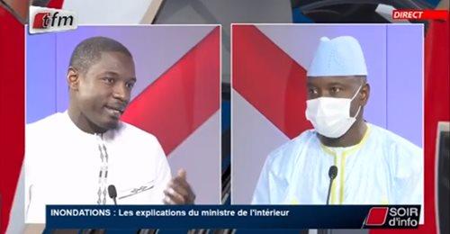 Gestion des inondations: Débat tendu entre Pape Djibril Fall et Aly Ngouille Ndiaye