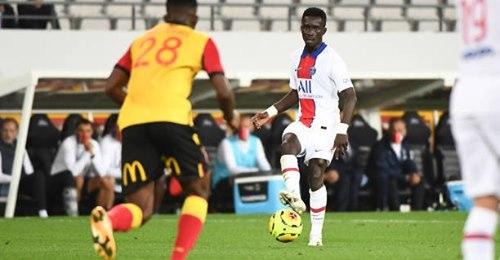 Lens-PSG : Découvrez la note d'Idrissa Gana Gueye