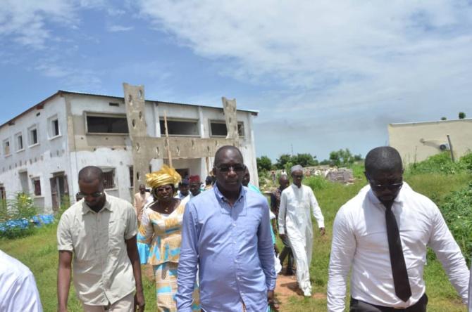 Système sanitaire mis à mal par la Covid-19 - Le Sénégal va étrenner quatre nouveaux hôpitaux dans...