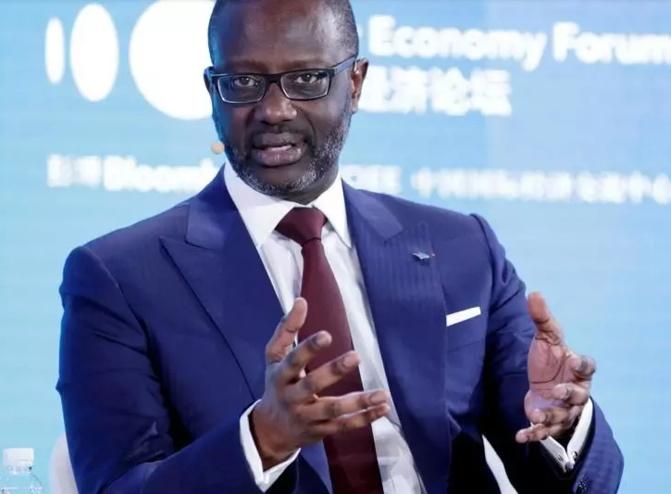 Tidiane Thiam, sur les conséquences du Covid: «Il y a un risque de récession en Afrique»