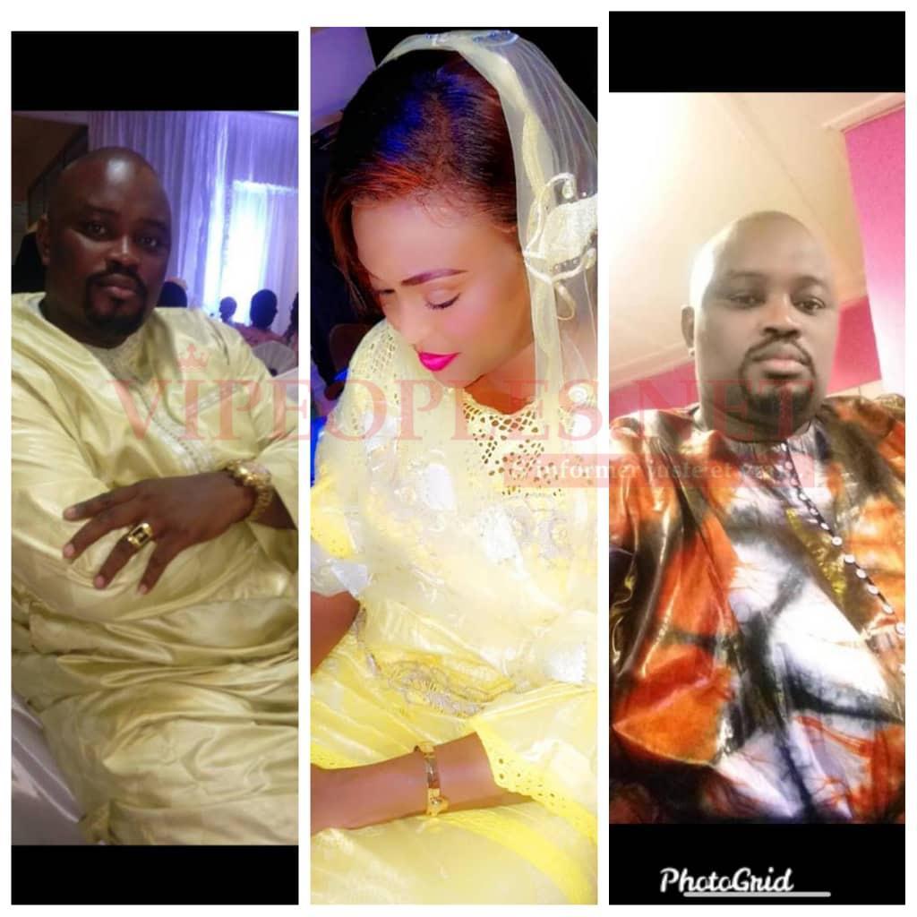 MARIAGE; Voici Abdourahmane Mbaye, l'homme qui vient de terrasser le cœur de la lionne de Zik FM Alima Ndione