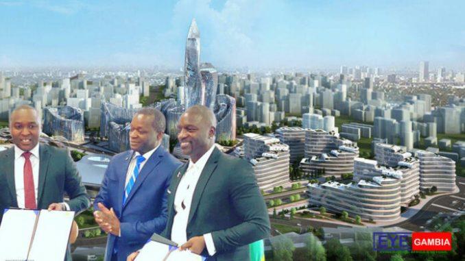 Projet Akon City : Le forum civil fait une demande spéciale à l'Etat du Sénégal