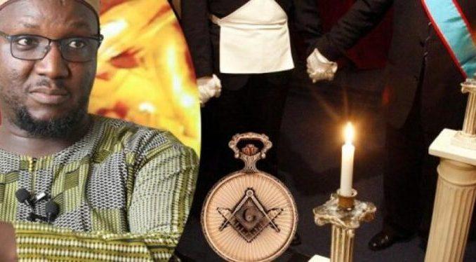 """Nouvelles révélations fracassantes de Cheikh Oumar Diagne : """"Près De 2000 Sénégalais Sont Franc-Maçons Actuellement"""""""