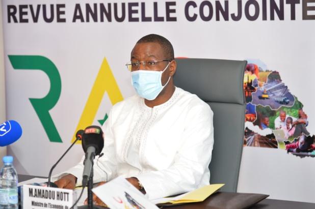 Mise en œuvre des actions prioritaires du Pse : Amadou Hott affirme que des avancées notoires ont été enregistrées en 2019