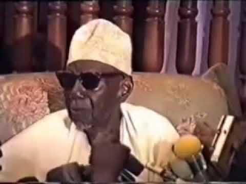 Un mois avant son rappel à Dieu, Abdou Aziz Sy Dabakh prédisait 16 choses qui arriveraient de nos jours