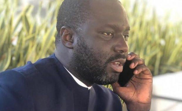 Abdou Karim Fofana : « il n'y a rien à cacher, je suis ouvert … »