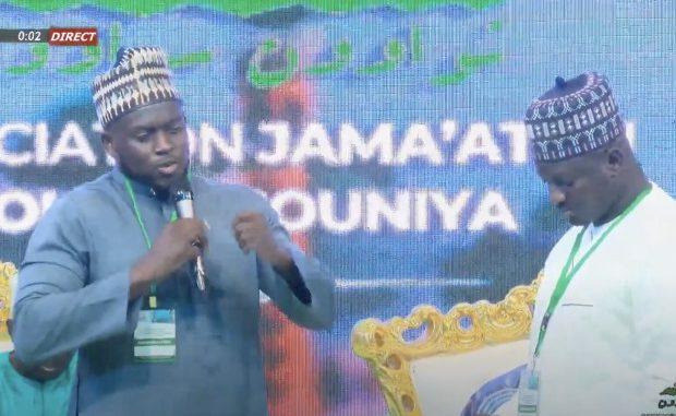 Collecte de fonds pour la mosquée de Tivaouane : Découvrez la contribution d'Aziz Ndiaye et sa famille
