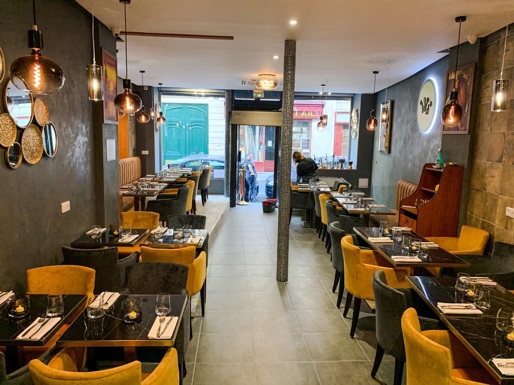 .RAKHOU inaugure le nouveau restaurant WIRI WIRI dans le 5e arrondissent Parisien