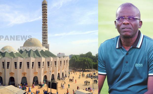 GRANDE MOSQUÉE DE TIVAOUANE : PLUS DE 1,5 MILLIARDS FCFA RÉCOLTÉ, L'ancien footballeur international, Cheikh Seck a aussi contribué