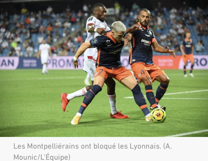 Ligue 1 : Montpellier et Téji Savanier font tomber l'OL