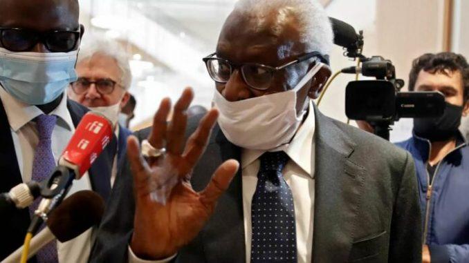 Affaire IAAF : C'est le grand jour pour Lamine Diack et Cie