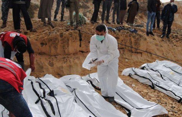 Libye : Plus de 20 migrants meurent après le naufrage de leur bateau