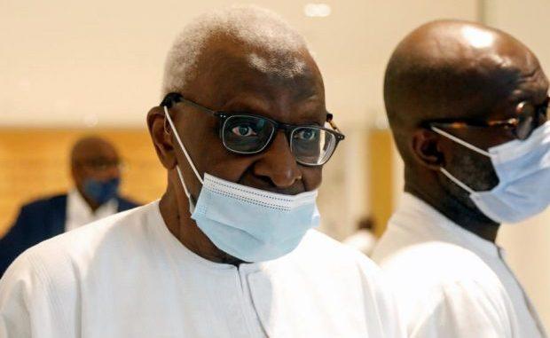 POURQUOI le sénégalais LAMINE DIACK n'ira pas en prison mais il restera en résidence surveillée