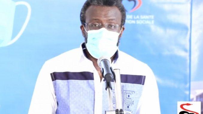 Covi-19 : Dr Abdoulaye Bousso s'explique les raisons de la baisse des cas de contamination