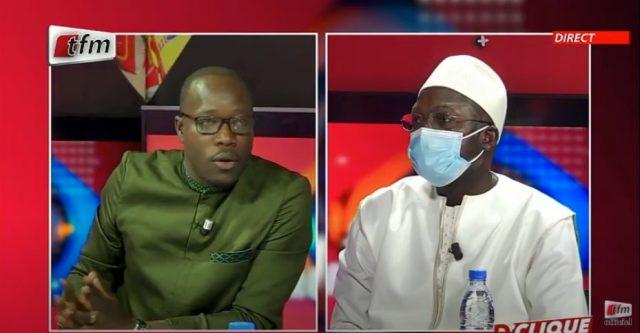 """Quand Mamadou Mouhamed Ndiaye """"recadre"""" le ministre Omar Gueye..« Vous avez vraiment un problème de … »"""