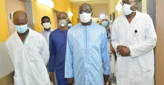 Vétusté du plateau médical, fuite des spécialistes vers l'étranger...: Les acteurs de la Santé alertent les autorités