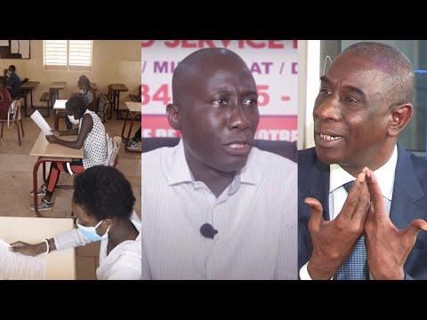 Dame Mbodj(cusems):50%de taux de réussite au Bac »élèves yi amuniou niveau, mamadou Talla thiouné leu