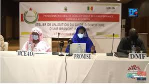 Validation du guide d'ouverture d'une branche islamique au Sénégal : un document consensuel à l'étude