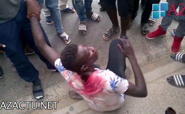 Fass Mbao : Un agresseur tombe à bord d'une moto