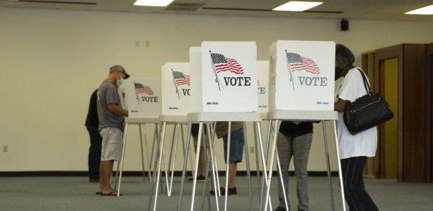 Présidentielle américaine: début du vote anticipé dans quatre États
