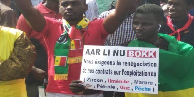 Détournement de projet à Guédiawaye : Le Mouvement citoyen Aar sunu gokh se mobilise et monte au front