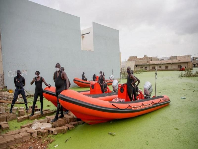 Keur Massar : le chef de Cabinet du maire annonce une avancée dans le pompage des eaux, un volontaire dément