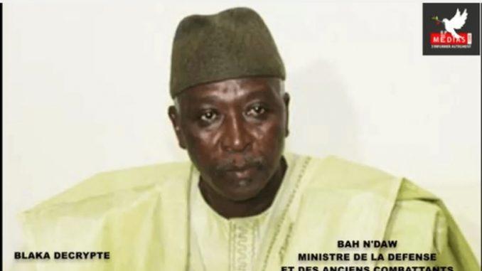 Qui est Bah Ndaw, le nouvel homme fort du Mali ?