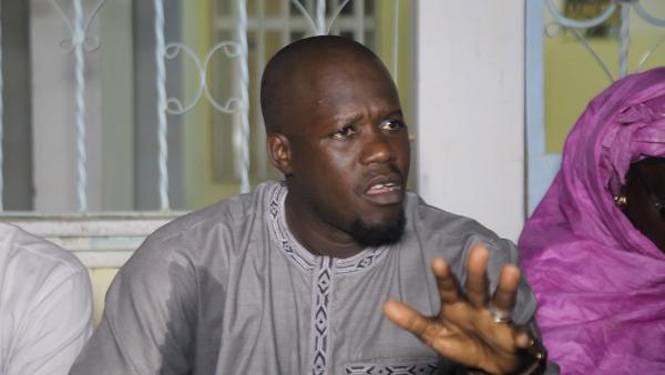 """Mamadou Lamine Massaly tire sur Sonko: """"En dehors des mots et des maux, il n'a rien apporté..."""""""