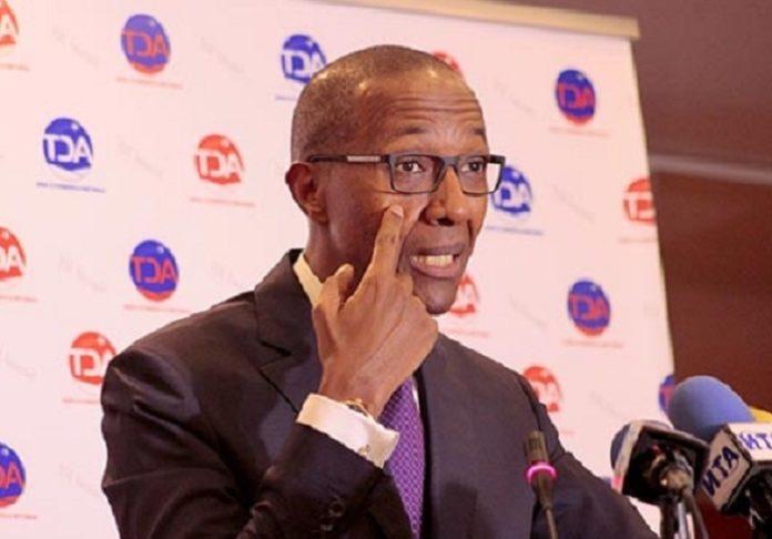 """Débat sur le 3e mandat : Abdoul Mbaye décèle une fonction """"servile"""" de Aymérou Gningue"""
