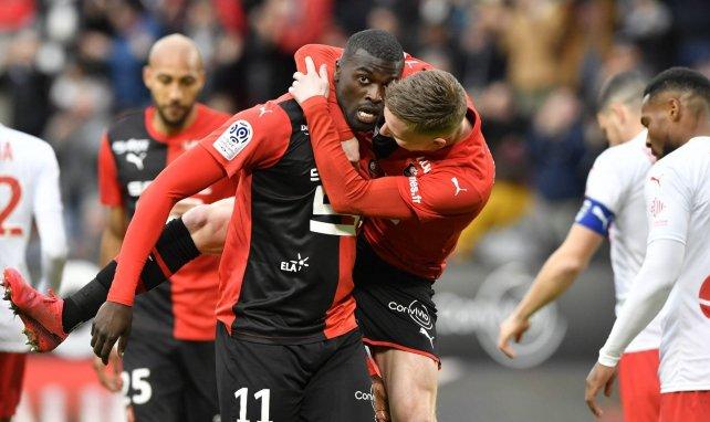 Rennes : la piste de l'OM refroidie, Mbaye Niang voudrait rejoindre West Bromwich Albion
