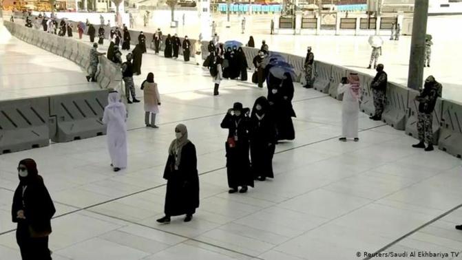 """Covid-19 - Arabie Saoudite: les sénégalais autorisés à la """"Omra"""" à partir du..."""