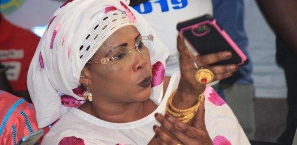 Victime d'agression,Sonko chez Mame Diarra Fam pour lui apporter son soutien
