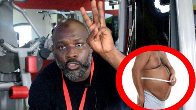 """Lamine Diaw, Coach Fitness: """"Mbeur yi na gnouy lekk lou bakh té bayi aye 2500 thiéré wala 10kg dibi"""""""