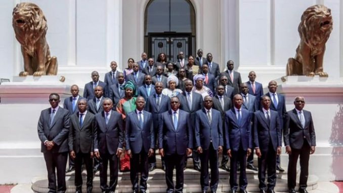Conseil des ministres :Les fortes mesures du chef de l'Etat