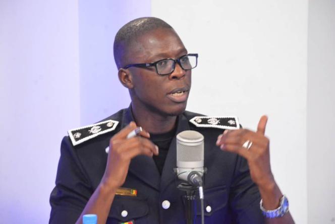 Violences policières: Le chargé de communication des flics précise