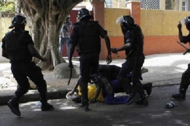 """Violences policières: """"Noo Lank demande au Procureur des actes d'opposition aux actes illégaux"""""""