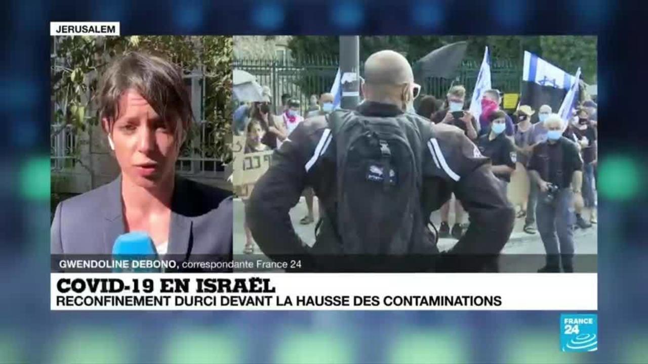 Covid-19 : Israël durcit son reconfinement, Netanyahu sous le feu des critiques