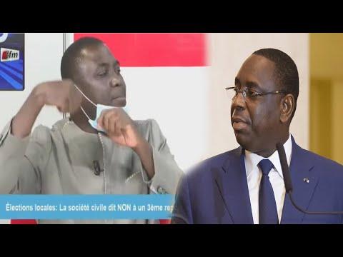 Bamba Fall sur le report des locales : « Ça va créer des problème…Parti au pouvoir bi mo paré woul »