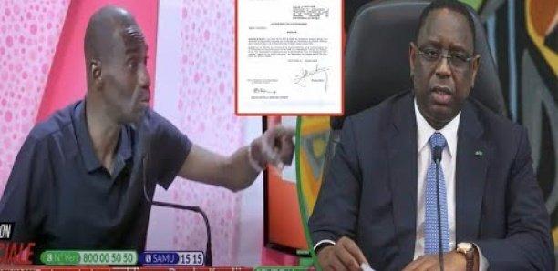 Omar Faye sur la sortie du président: « Meunouniou Nekk Ci Covid aK Mbeund Mou Nekk di campagne… »