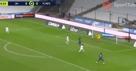 Marseille 0-1 Metz : Ibrahima Niane ouvre le score