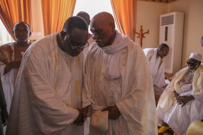 Retrouvailles Macky Sall-Abdoulaye Wade: le pacte de Massalikoul Djinnah, un an après
