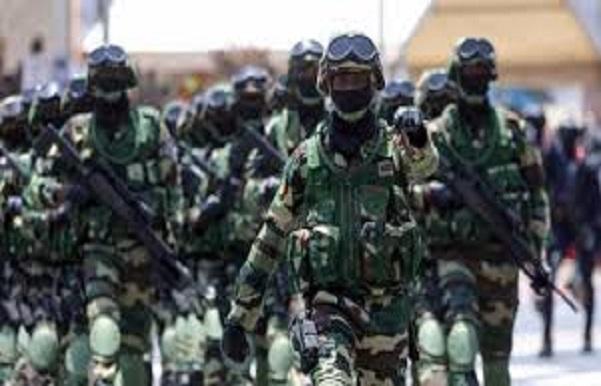 Paralysé suite à un incident en mission au Mali : le soldat de 1ière classe Cheikh Ndiaye est pris en charge, rassure la DIRPA