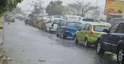 Météo : Il va pleuvoir dans ces 9 localités, les prévisions de l'ANACIM pour les prochaines 24 heures